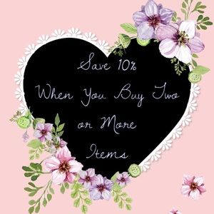 Save 10% When You Buy Two or More Items